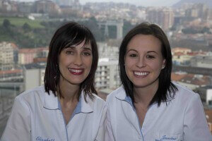 enfermeras clinica dental albia